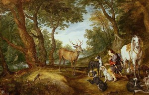 by Jan Brueghel the Elder and Peter Paul Rubens